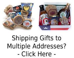 Shipping to multiple addresses?