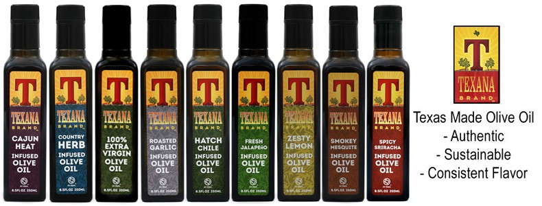 Texana Brands Olive Oil