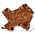 Texas Shaped Chewy Praline with Cookie Cutter