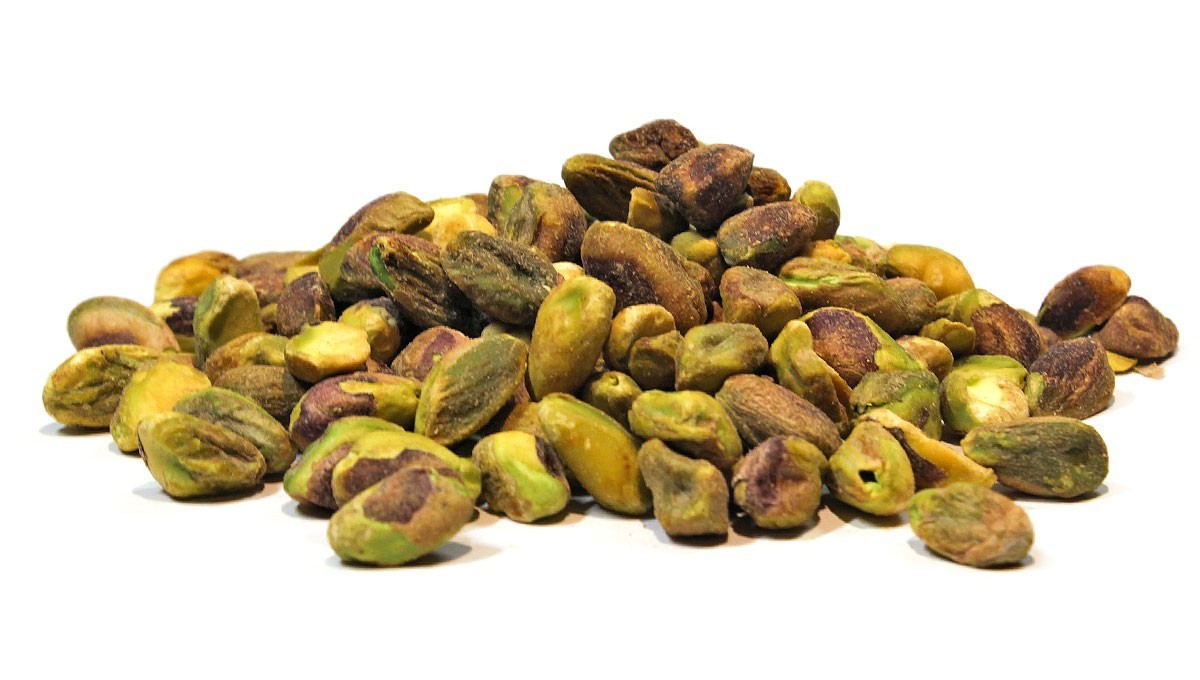 how to cook pistachios nuts