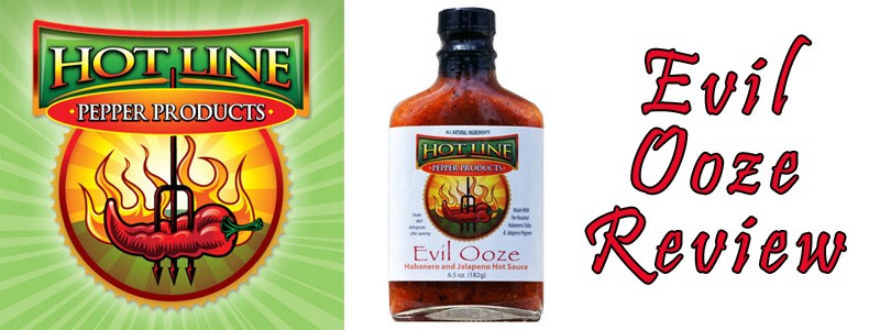 Evil Ooze Hot Sauce Review