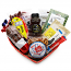 Texas Sweetheart Gift Basket