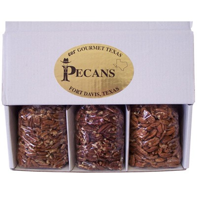 All Natural Pecan Gift Box