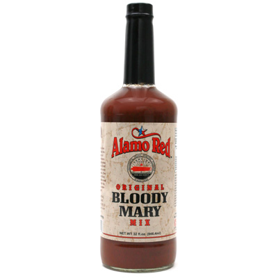 Alamo Red Bloody Mary Mix