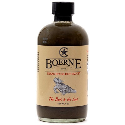Boerne Brand Texas Style Hot Sauce