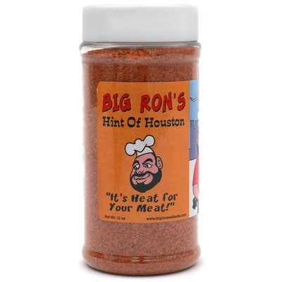 Big Ron's Hint of Houston Rub