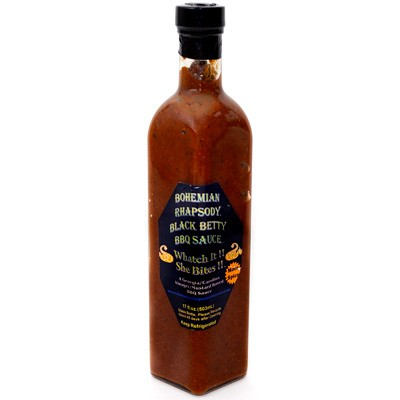 Bohemian Rhapsody Black Betty BBQ Sauce