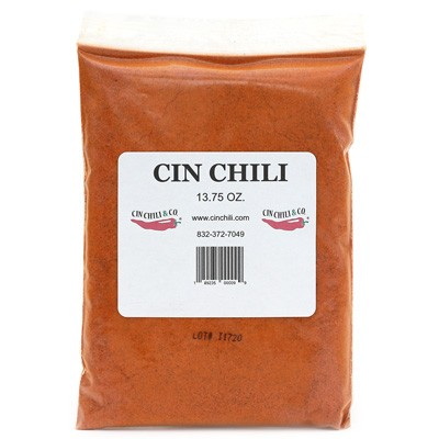 Cin Chili & Co. Chili Mix - Bulk Bag
