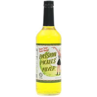 Passion Pickles Mixer
