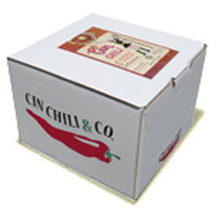 Cin Chili & Co. Chili Mix - 24 Pack Case