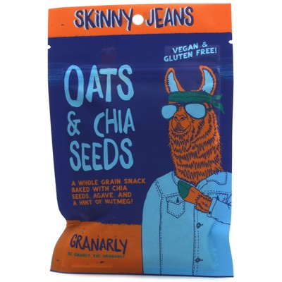 Granarly Skinny Jeans - Oats & Chia Seeds