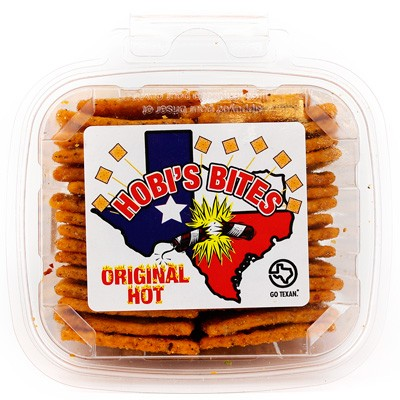 Hobi's Bites Spicy Crackers