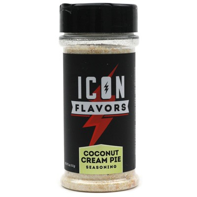 Coconut Cream Pie Seasoning