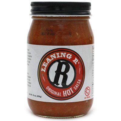 Leaning R Hot Salsa