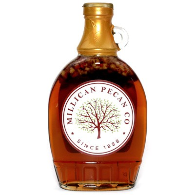 Millican Pecan Co Roasted Pecan Syrup