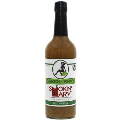 Smokin' Mary Green With Envy Bloody Mary Mix