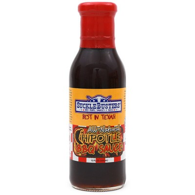 SuckleBusters Chipotle BBQ Sauce