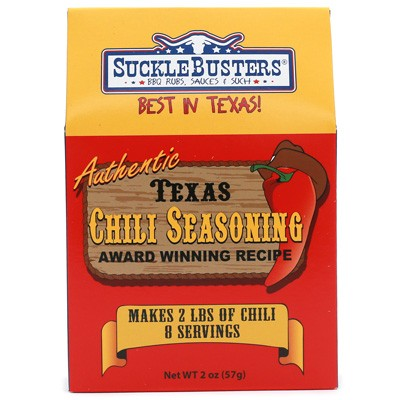 SuckleBusters Texas Chili Kit