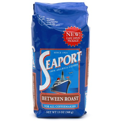 Seaport Between Roast 100% Arabica Coffee