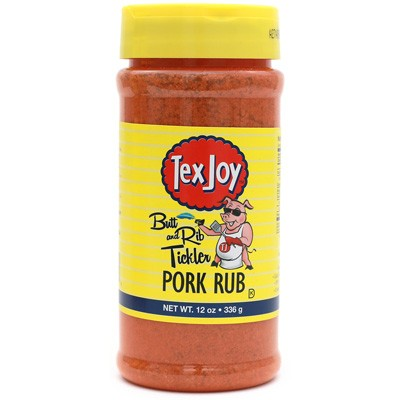TexJoy Butt & Rib Tickler Pork Rub