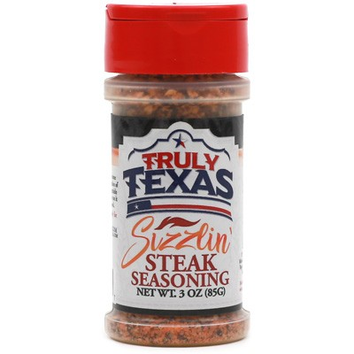 Truly Texas Sizzlin' Steak Seasoning