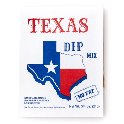 Texas Dip Mix