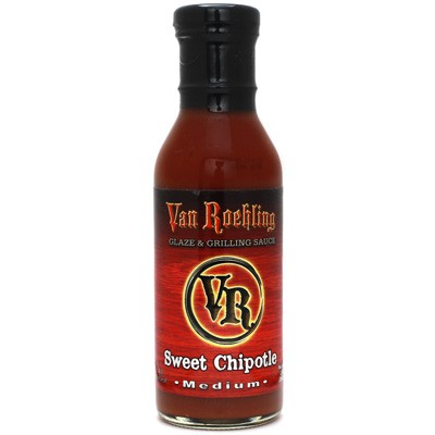 Van Roehling Sweet Chipotle BBQ Sauce