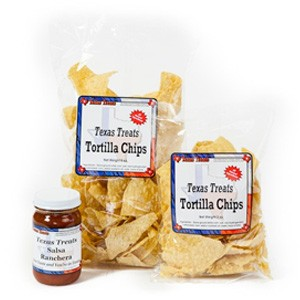 Texas Treats Chips & Salsa