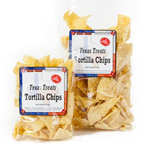 Texas Treats Tortilla Chips