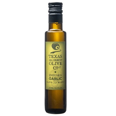 Texas Hill Country Garlic Infused Olive Oil