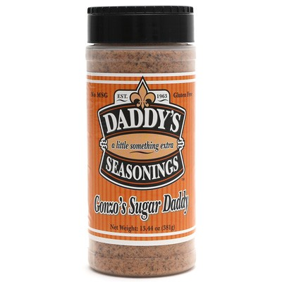Daddy's Seasonings Gonzo's Sugar Daddy