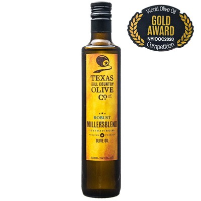 Texas Miller's Blend Extra Virgin Olive Oil