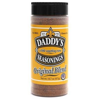 Daddy's Seasonings Original Blend