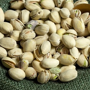 Roasted & Salted Pistachios - 25lbs