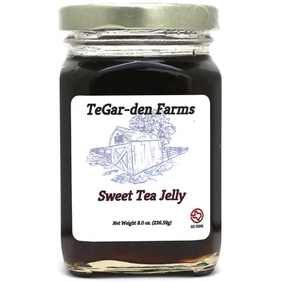 TeGar-den Farms Sweet Tea Jelly