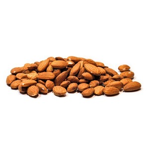 Whole Natural Almonds - 25lbs