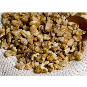 Texas Star Chopped Walnuts - 25lbs