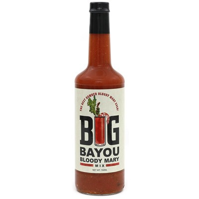 Big Bayou Bloody Mary Mix